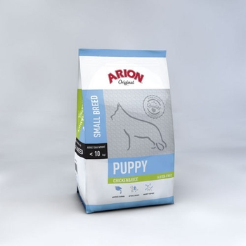ARION Puppy, Small Breed, Chicken & Rice, 3kg