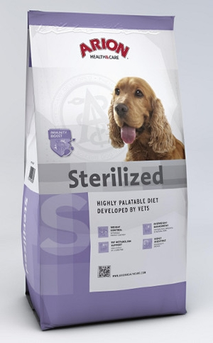 Arion Original Sterilized 12 kg